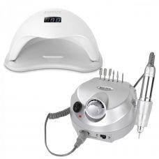 Набор лампа SUN 5 48W + фрезер DM-202 35 000 об/мин
