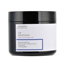 Восстанавливающая маска для волос SERGILAC 500мл