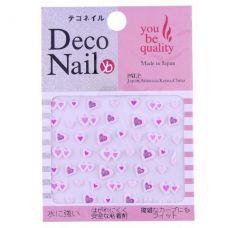 Наклейки для нігтів, 1 шт, NAIL DECO