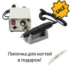Аппарат для маникюра Strong 90/102L 35 000 об/мин, 65 Вт, гарантия 12 мес
