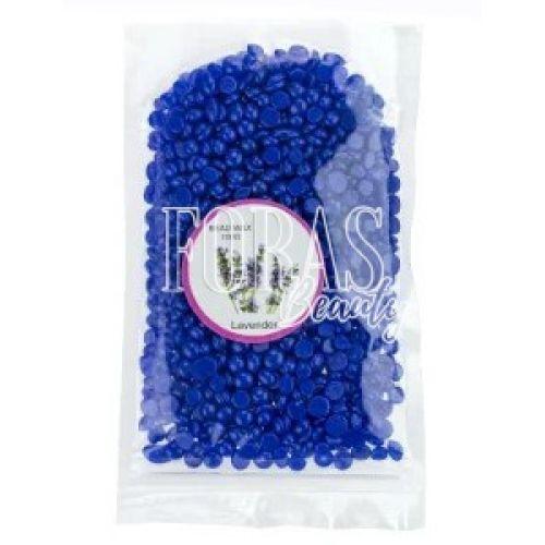 Воск Hot Wax 100г lavender