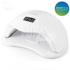 UV+LED SUN 5 PLUS 36 LED 48W лампа для маникюра и педикюра Smart 2.0 ORIGINAL