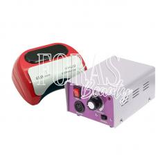 Набір лампа CCFL + LED Professional 48W + фрезер Lina Mercedes 25 000 об / хв