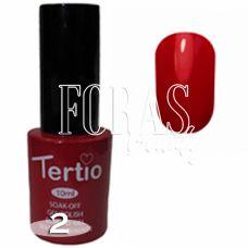 Гель-лак Tertio №002, 10ml
