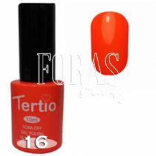 Гель-лак Tertio №016, 10ml