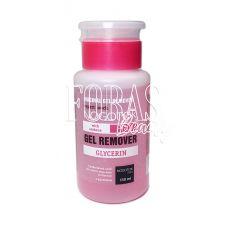 Средство для снятия гель-лака с помпой Nogotok Gel Remover Pro 150 ml
