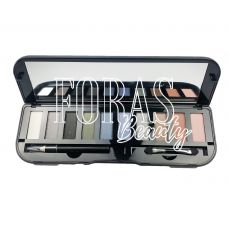 Палетка теней I Love Makeup (10 color + карандаш + кисть)