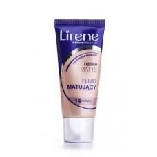Тональный крем Lirene Nature Matt матирующий