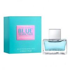 Туалетная вода Antonio Banderas Blue Seduction for Women женская