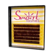 Ресницы, SMART, коричневые