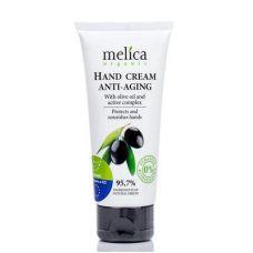 Омолаживающий крем для рук Melica с оливковым маслом и активными компонентами, 100