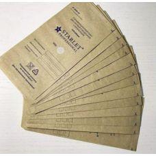 Крафт пакети Starlet Professional для парової та повітряної стерилізації, 100х200 мм, 100 шт.