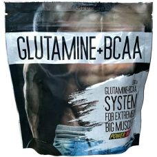 Glutamine + BCAA Power Pro (500 гр.)