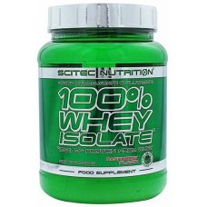 100% Whey Isolate Scitec Nutrition (700 гр.)