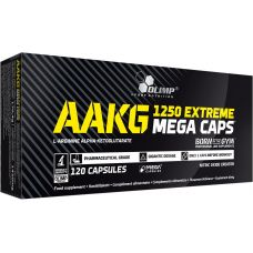 AAKG 1250 Extreme Mega Caps Olimp (120 капс.)