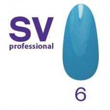 Гель-лак SV Professional 8ml №6