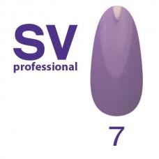 Гель-лак SV Professional 8ml №7