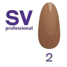 Гель-лак SV Professional 8ml №2