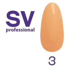 Гель-лак SV Professional 8ml №3
