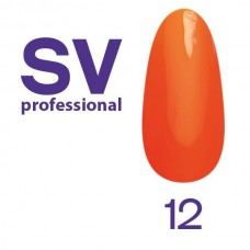Гель-лак SV Professional 8ml №12
