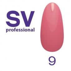 Гель-лак SV Professional 8ml №9