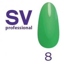 Гель-лак SV Professional 8ml №8