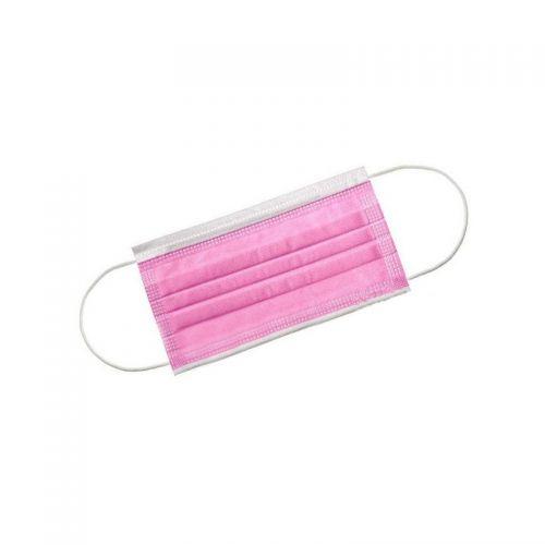 Хирургическая маска Prestige Line (розовая), 1 шт