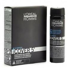 Окрашивающий гель для волос L'Oreal Professionnel Cover 5 (3x50ml)  №2