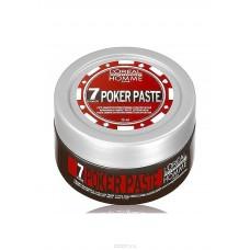 L'Oreal Professionnel Homme Моделирующая паста экстремально сильной фиксации Poker Paste – 75 мл