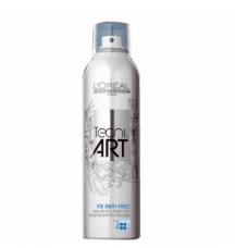 Лак для волос L'Oreal Professionnel Tecni.art Fix Anti-Frizz Fix Force 4