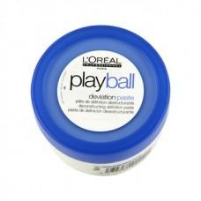 Моделирующая паста L'Oreal Professionnel Play Ball Deviation Paste