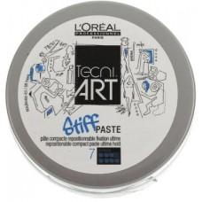 Паста для фиксации волос L'Oreal Professionnel Tecni.art Stiff Paste 7 Force