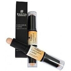 Parisa Cosmetics Highlighter CH-04 Двойной карандаш-стик для контурирования