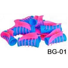 Бигуди Краб (упак. 24 шт.)   BG-01
