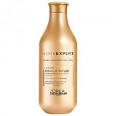 Loreal Absolut Repair Lipidium восстанавливающий шампунь для очень поврежденных волос, 300 мл