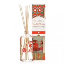 Аромат для дома (диффузор) Кокосовый Нектар / Pacifica Reed Diffuser Indian Coconut Nectar