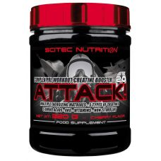 ATTACK 2.0 Scitec Nutrition (320 гр.)