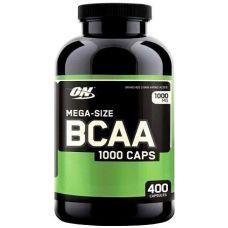 BCAA 1000 caps Optimum Nutrition (400 капс.)