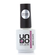 UNO Super Shine Top Coat топ без липкого слоя 15ml