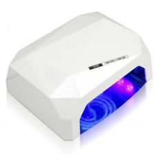 Лампа для манікюру LED + CCFL Diamond 36W