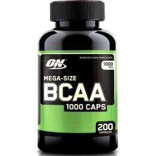 BCAA 1000 caps Optimum Nutrition (200 капс.)