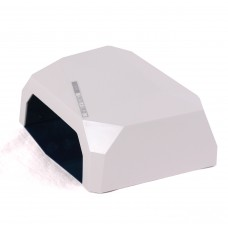 Лампа для маникюра LED+CCFL  Diamond 36W Белая