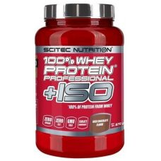 100% Whey Protein Professional + ISO Scitec Nutrition (870 гр.)