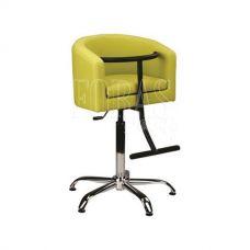 Кресло парикмахерское детское KID VM860 на пневматике хром