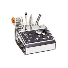 Многофункциональный косметологический аппарат (безыгольная мезотерапия, ультразвуковая терапия, алмазная микродермабразия, молоток тепло-холод) N-04