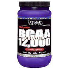 BCAA 12000 Powder Ultimate nutrition (457 гр.)