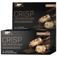 Crisp 16g Protein Bar MusclePharm (1 шт. по 45 гр.)