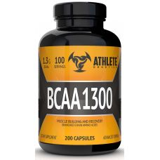 BCAA 1300 Athlete Genetics (200 капс.)