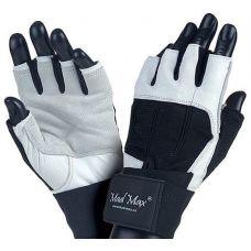 Перчатки Mad Max PROFESSIONAL MFG-269 (Белые)