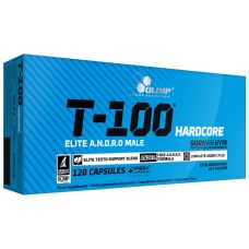 T-100 Hardcore Olimp (120 капс.)